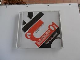 Club Revolution 01 - CD - Compilations