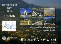 Ref. 260138 * NEW *  - BHUTAN . 2010. - Bhután