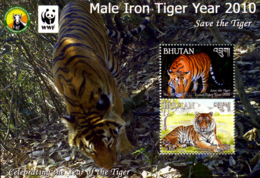 Ref. 261767 * NEW *  - BHUTAN . 2010. YEAR OF THE TIGER. A�O DEL TIGRE - Bhutan