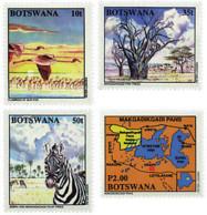 Ref. 72836 * NEW *  - BOTSWANA . 1994. IN DEFENCE OF THE ENVIRONMENT. EN DEFENSA DEL MEDIO AMBIENTE - Botswana (1966-...)