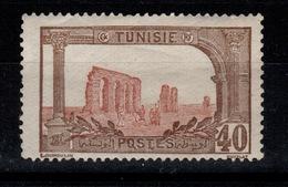 Tunisie - YV 38 N* Cote 6,20 Euros - Tunisie (1888-1955)
