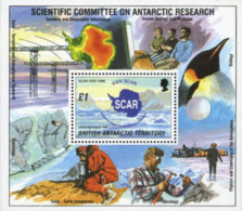 Ref. 159832 * NEW *  - BRITISH ANTARCTIC TERRITORY . 1996. 24th MEETING OF ANTARCTIC INVESTIGATIONS SCIENTIFIC COMMITTEE - Nuevos
