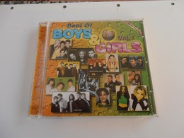 Best Of Boys & Girls - CD - Compilations