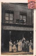 75. N°53856. PARIS 1er Arr.Maison Nieulin. Café.16rue Pierre Lescot. Carte Photo - District 01