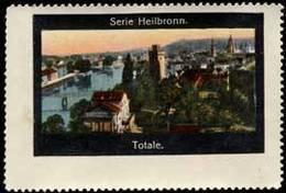 Heilbronn: Totale Reklamemarke - Cinderellas