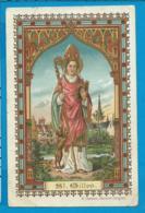 Holycard    St. Gillis   Wimmertingen - Andachtsbilder