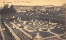 BRUXELLES - Jardin Italien Au Jardin Botanique - Bossen, Parken, Tuinen