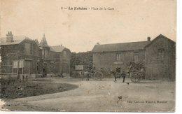 LA FALOISE....place De La Gare   No.8      Voir Scan..... - Other Municipalities