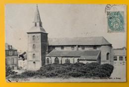 8183 - Briey L'Eglise - Briey