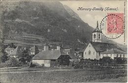 MERCURY GEMILLY - Frankreich