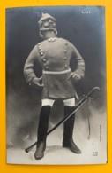 8196 - Politique Satirique Lui (Guillaume II) Maquette De Giris - Illustrateurs & Photographes
