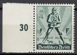 DR 745, Postfrisch **, Tag Der Arbeit 1. Mai 1940 - Duitsland