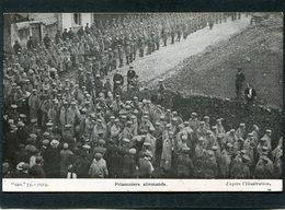 CPA - 1914 - Convoi De Prisonniers Allemands - Guerre 1914-18