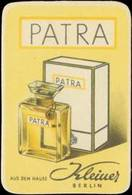 Berlin: Patra Parfüm Reklamemarke - Cinderellas