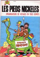 BD Les Pieds Nickelés Organisateurs De Voyages En Tous Genres N°50 Décembre 1978 - Pieds Nickelés, Les