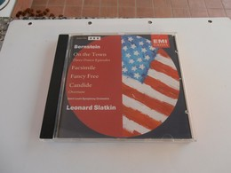 Bernstein On The Town - CD - Classica