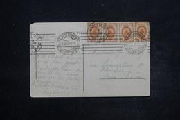 FINLANDE - Carte Postale De Helsinki Pour Paris En 1907 , Affranchissement Plaisant ( Administration Russe ) - L 26790 - Briefe U. Dokumente