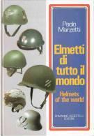 ELMETTI TUTTO MUNDO MARZETTI GUIDE COLLECTION CASQUE MONDE HELMET HELM STAHLHELM - Casques & Coiffures