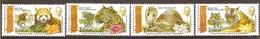 Tonga  2016 Yvertn° 1465-1468 *** MNH Cote 36 Euro Faune Flore Gandhi - Tonga (1970-...)
