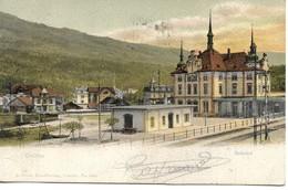 Goldau Bahnhof / 1913 - Autres