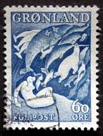 Greenland 1957    MiNr.39  ( Lot B 1066 ) - Groenlandia