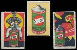 Bielefeld: Sidol Metallputz Sammlung - Erinofilia