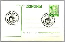 VERA MENCHIK - Campeona Del Mundo De Ajedrez - World Chess Champion. Novi Sad 2002 - Ajedrez