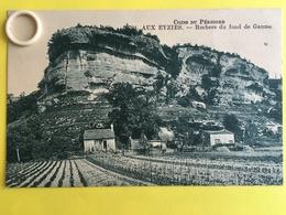 CPA Peu Courante De Les EYZIES  ( 24 )  Rochers Du Fond De Gaume    ( LEM08 )  ( CPA24D8625 ) - Other Municipalities