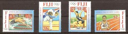 Fiji 2004 Yvertn° 1024-1027 *** MNH   Cote 9,00 Euro Sport Jeux Olympiques - Fiji (1970-...)