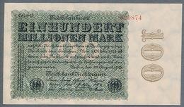 P107f Ro106u  DEU-120n 100 Million Mark 1923  UNC NEUF - 100 Miljoen Mark