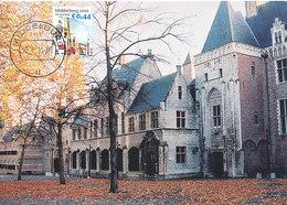 D36477 CARTE MAXIMUM CARD FD 2010 NETHERLANDS - ABBEY MIDDELBURG - BEAUTIFUL HOLLAND CP ORIGINAL - Middelburg