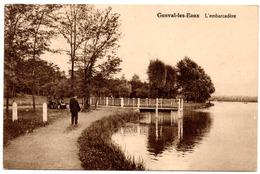 GENVAL 1926 Lac EMBARCADERE Animée / Edition Belge, Bruxelles / Rixensart - Rixensart
