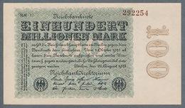 P107g Ro106va DEU-120o/a  100 Million Mark 1923  UNC NEUF - 100 Millionen Mark