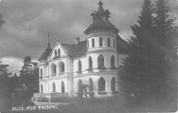 BALTA PILS BALDONE WITH 1938 LATVIA POSTMARK #90449 - Latvia