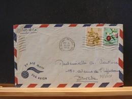 79/605A   LETTRE   CONGO BELGE  1953 - République Du Congo (1960-64)