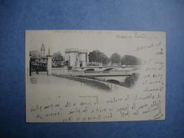 VERDUN  -  55  -  Porte Chaussée  -  MEUSE - Verdun