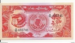SOUDAN 50 PIASTRES 1987 UNC P 38 - Soudan