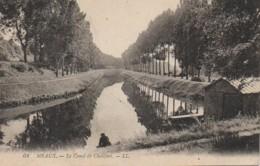 77 MEAUX  Le Canal De Chalifert - Meaux