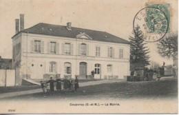 77 COUPVRAY La Mairie - France