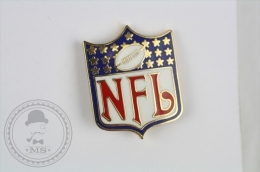 NFL - National Football League - Pin Badge #PLS - Fútbol