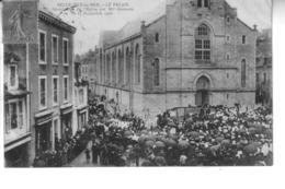 BELLE ISLE LE PALAIS  Bénédiction De L'église Par Mgr Gouraud Le 15 Novembre 1906 - Belle Ile En Mer