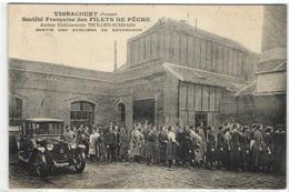 Vignacourt - Société Française Des Filets De Pêche - Sortie Des Ateliers De Retordage - Vignacourt
