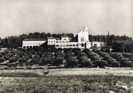 JORDANIE  - Abbaye De Latroun- Vue Générale Côté Ouest N° 6 Edit Gaud- - Recto Verso-Paypal Free - Jordanie