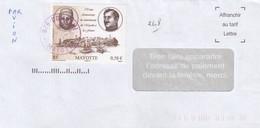 LETTRE.  MAYOTTE. DEMBENI.  N° 248 - Mayotte (1892-2011)