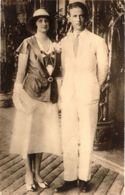 CPA Le Roi Leopold Et La Reine Astrid BELGIAN ROYALTY (827411) - Familles Royales
