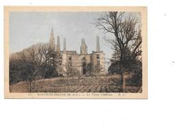 MARTIGNÉ-BRIAND. - Le Vieux Chateau. - Autres Communes