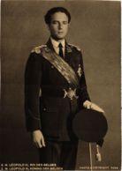 CPA SM Leopold III, Roi Des Belges BELGIAN ROYALTY (827526) - Familles Royales