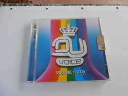 DJ Voice - Volume 1 - CD - Compilations