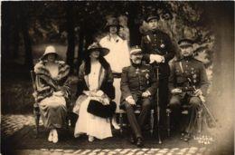 CPA La Famille Royale BELGIAN ROYALTY (827586) - Familles Royales