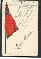 CPA - VIVE L'ANGLETERRE - Honneur Aux Soldats Anglais - War 1914-18
